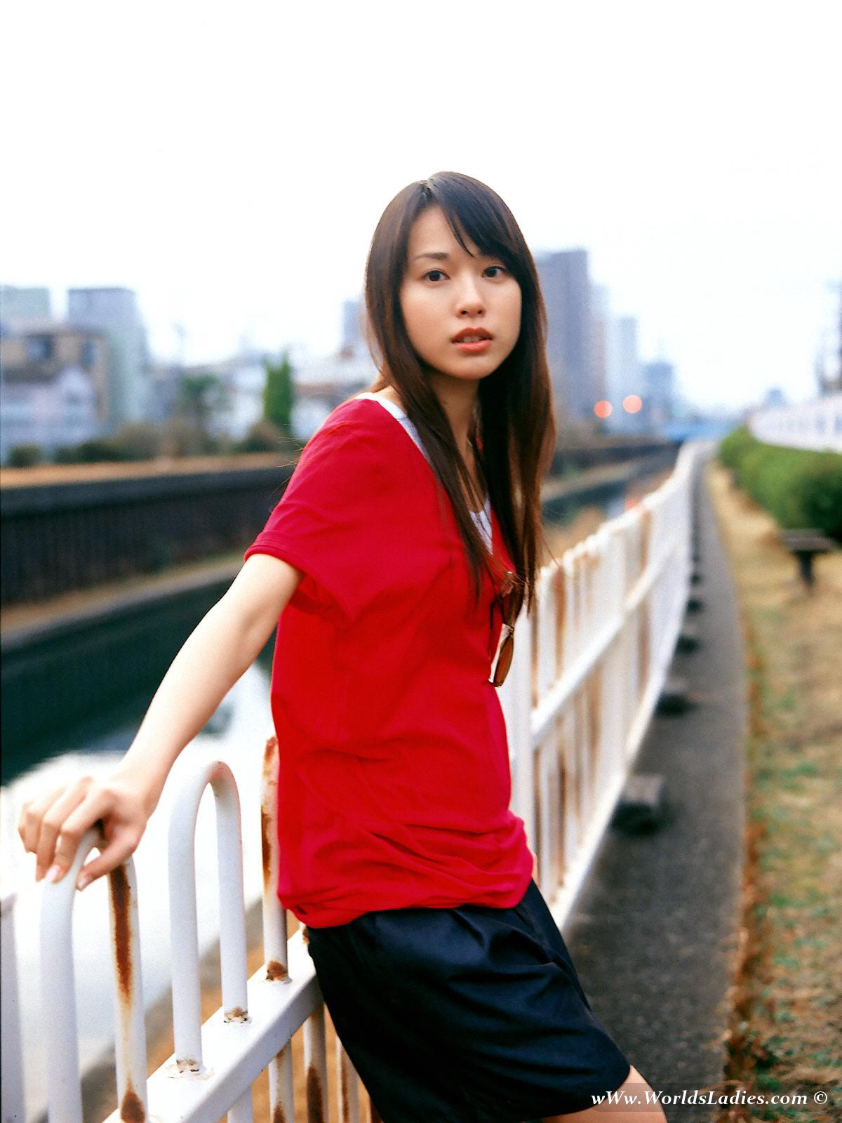 Erika Toda Photo Gallery