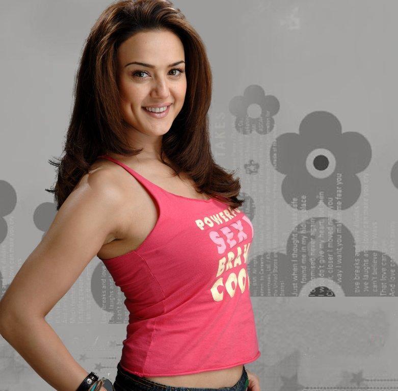 Preity Zinta Photo Gallery