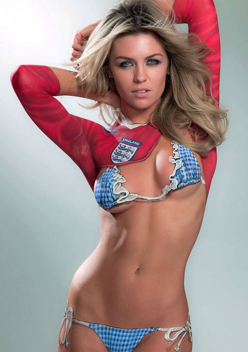 Abigail Clancy Photo Gallery