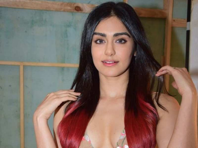 Bollywood Actress Adah Sharma Best New Video Gallery
