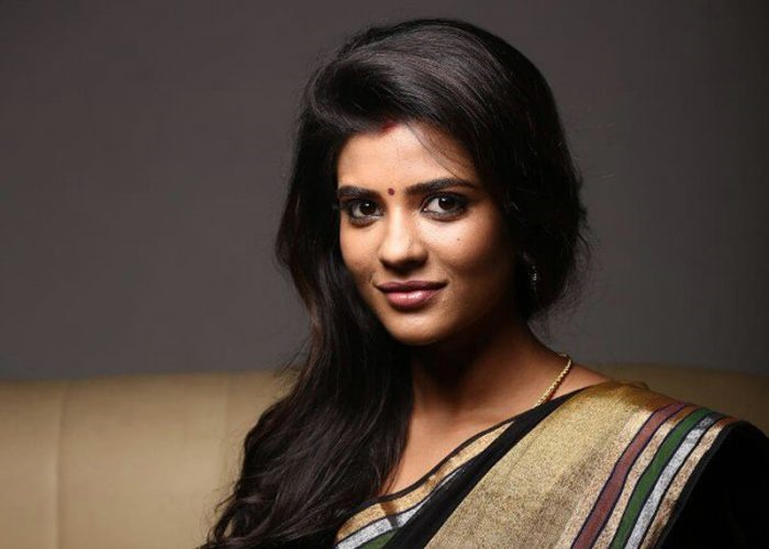 Bollywood Actress Aishwarya Rajesh Best New Video Gallery