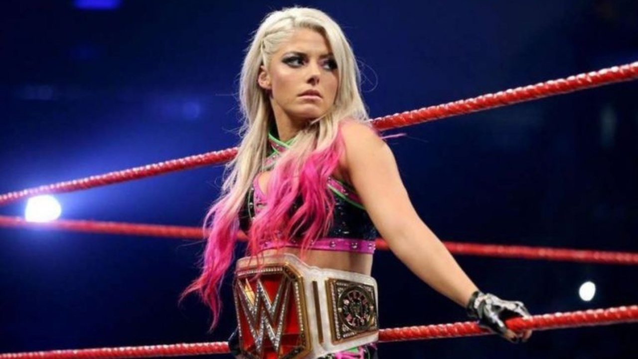 Celebrity Alexa Bliss Best Of New Hd Video Gallery