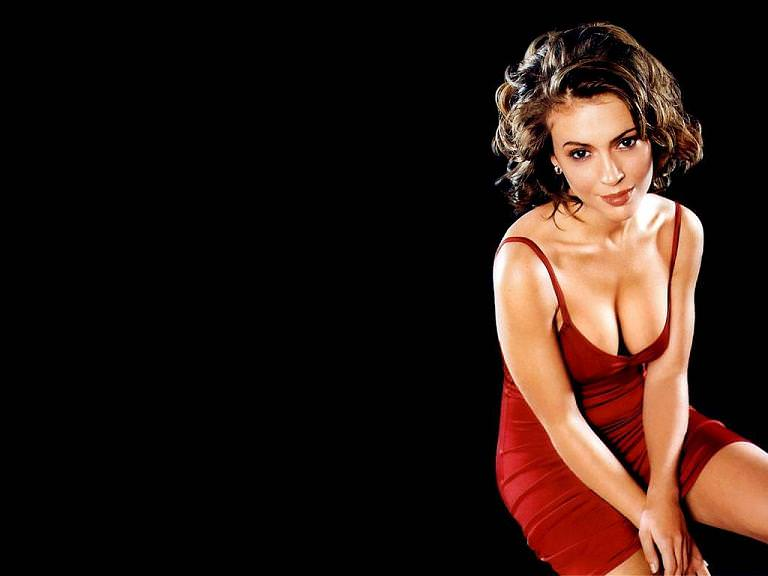 Alyssa Milano Photo Gallery