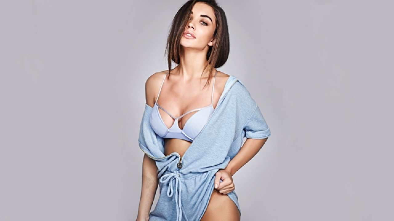 Bollywood Actress Amy Jackson Best New Video Gallery