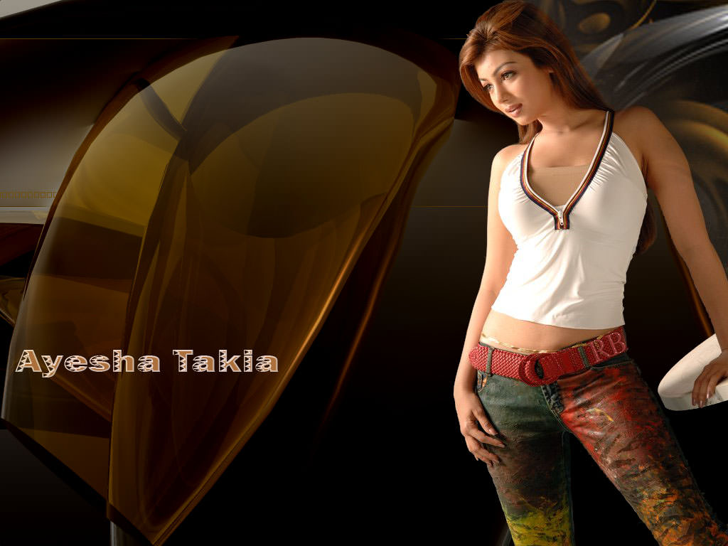 Ayesha Takia Photo Gallery