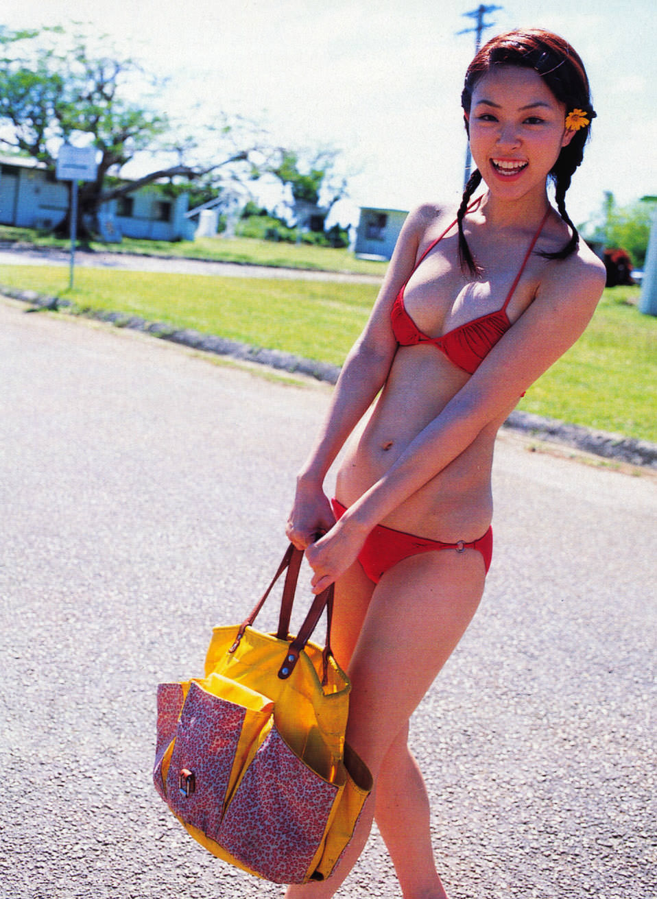 Ayumi Kinoshita Photo Gallery