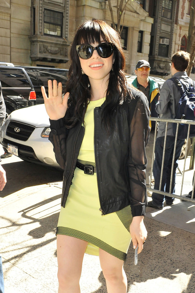 Carly Rae Jepsen Photo Gallery