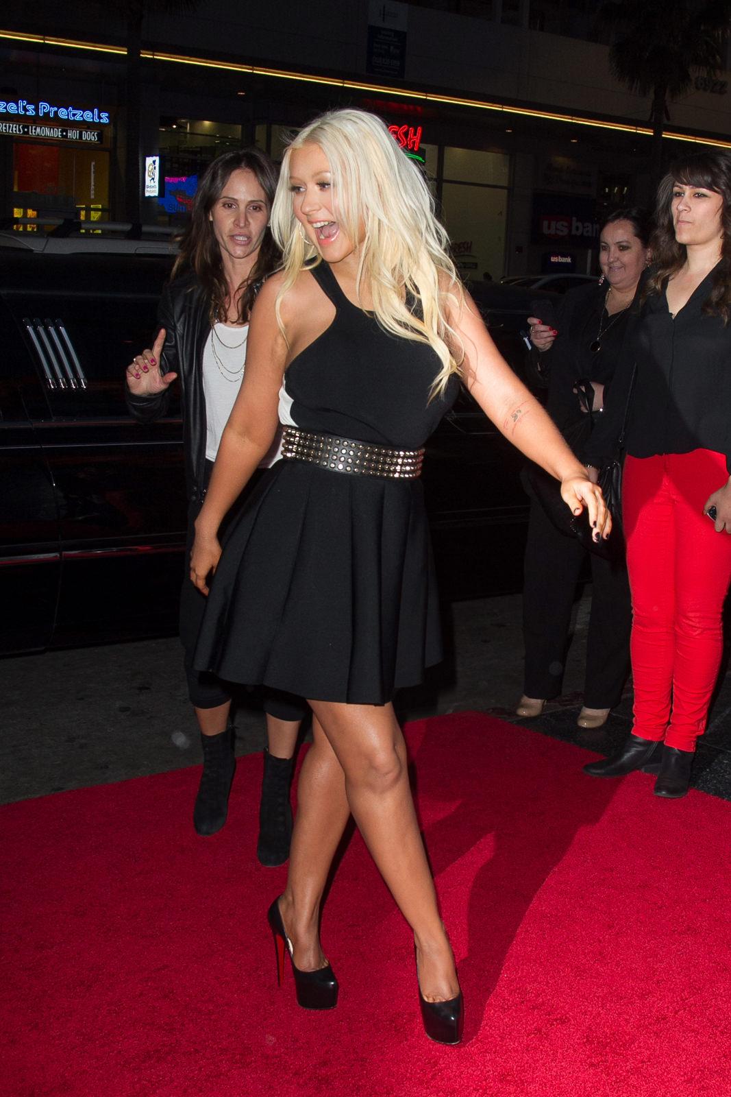 Christina Aguilera Photo Gallery