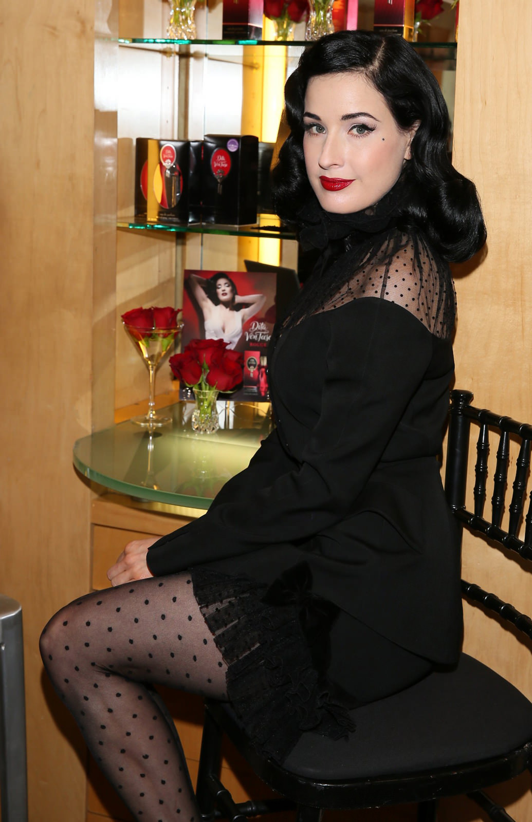 Dita Von Teese Photo Gallery