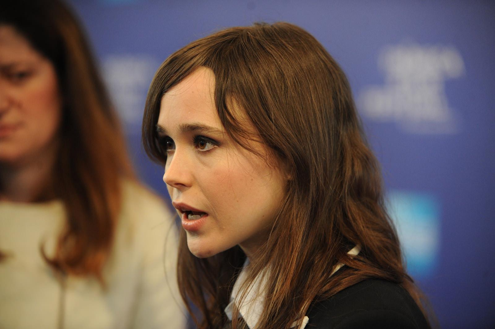 Ellen Page Photo Gallery