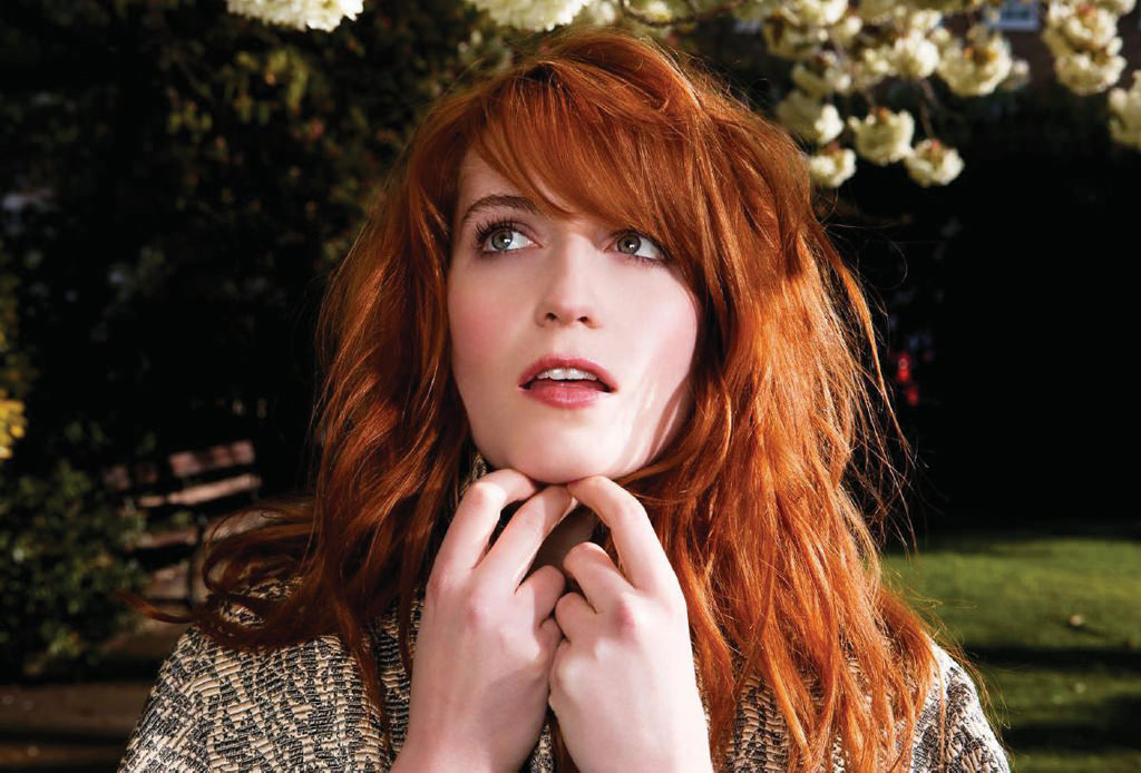 Florence Welch Photo Gallery