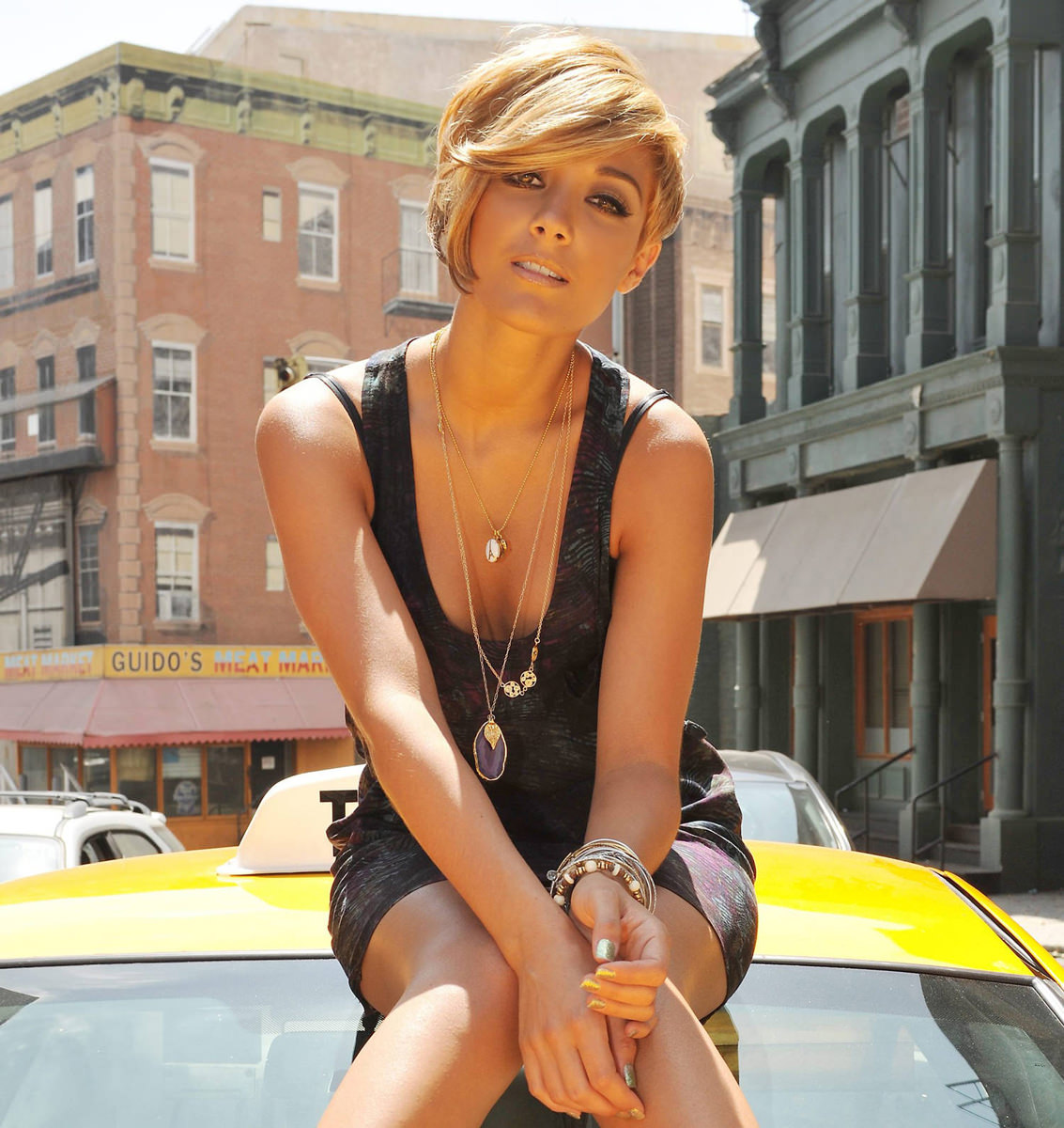 Frankie Sandford Photo Gallery