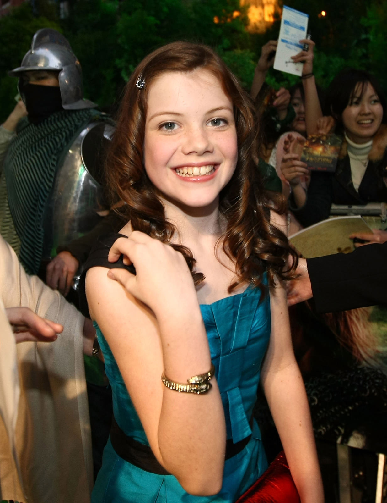Georgie Henley Photo Gallery