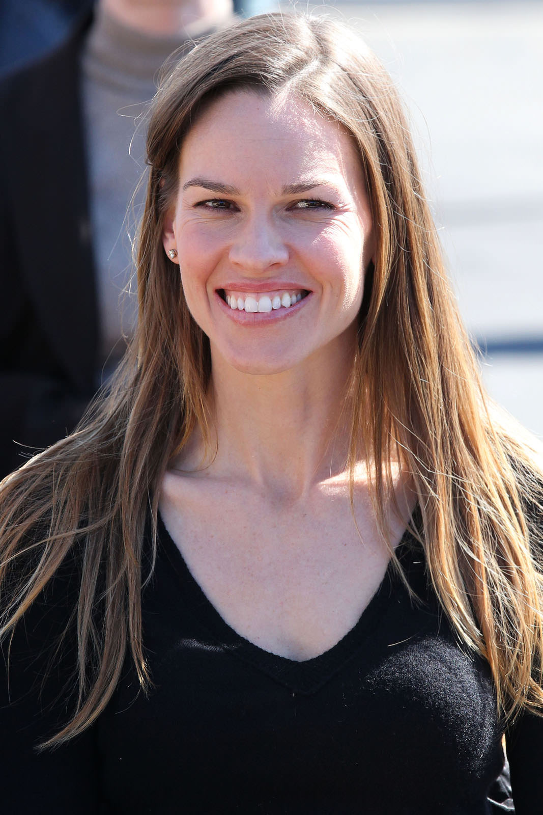 Hilary Swank Photo Gal...