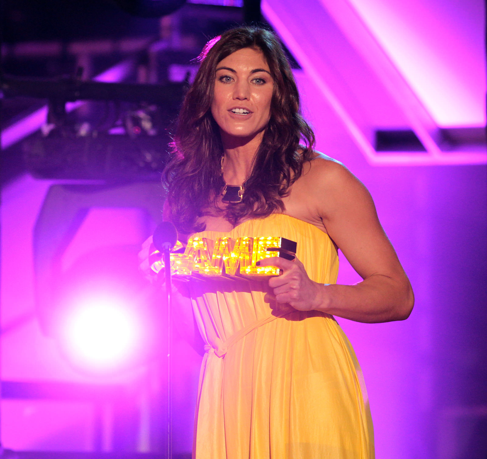Hope Solo Photo Gallery