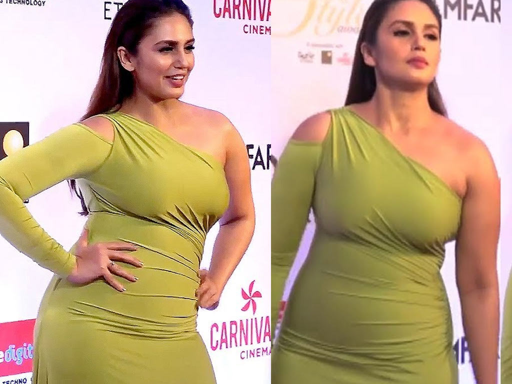 Bollywood Actress Huma Qureshi Best New Video Gallery