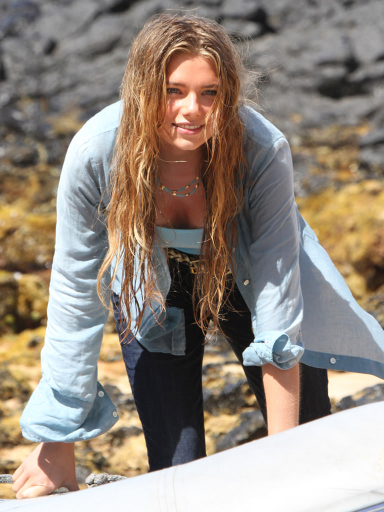 indiana Evans Photo Gallery