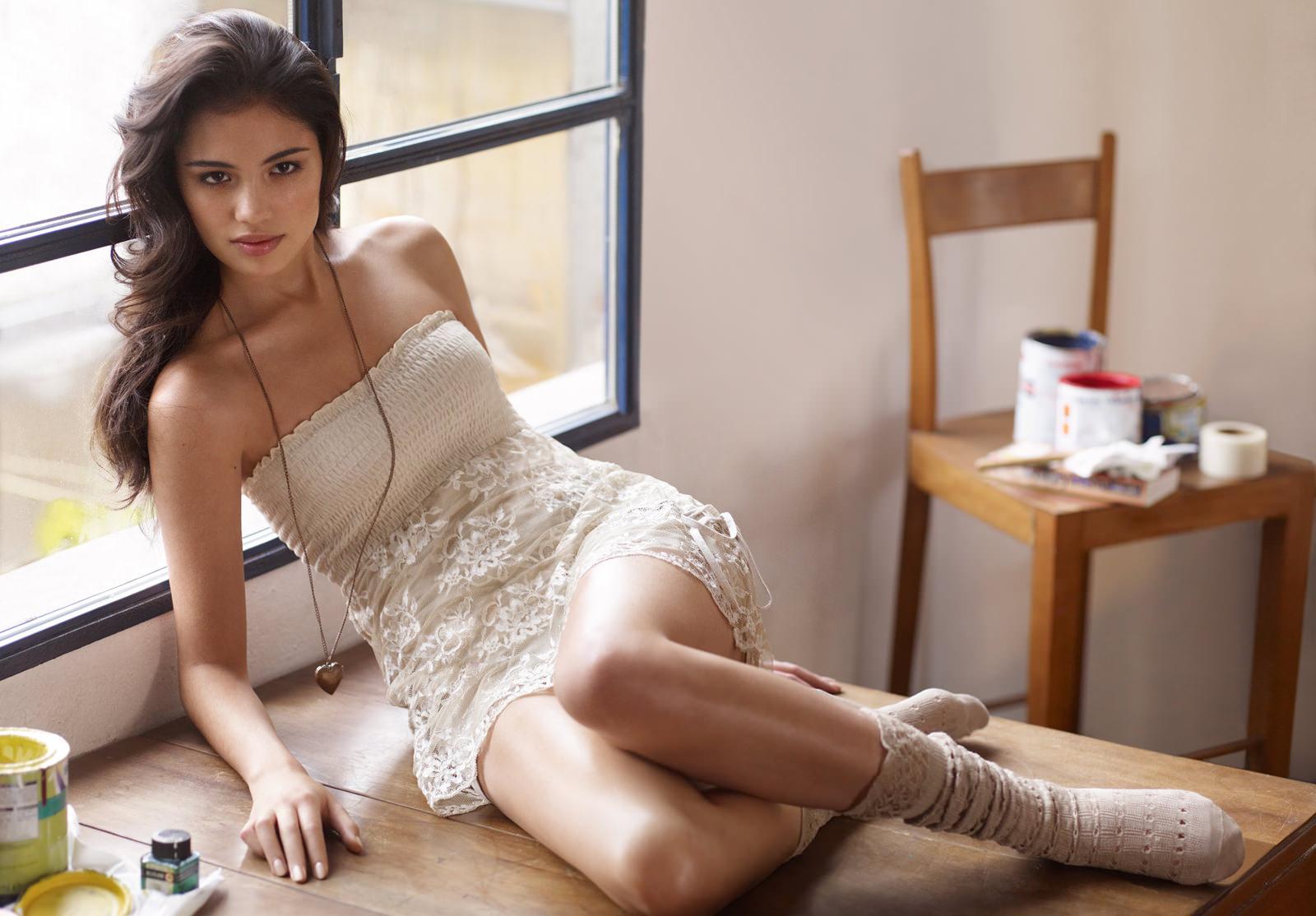 Irina Sharipova Photo Gallery