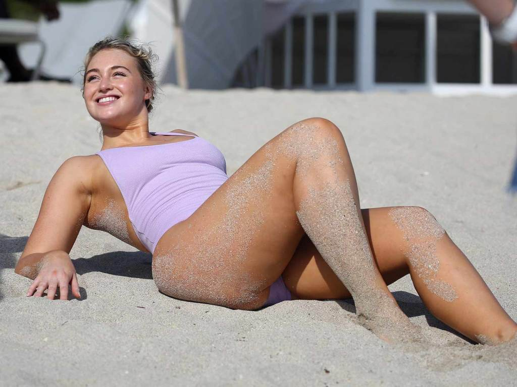 Celebrity Iskra Lawrence Best Of New Hd Video Gallery