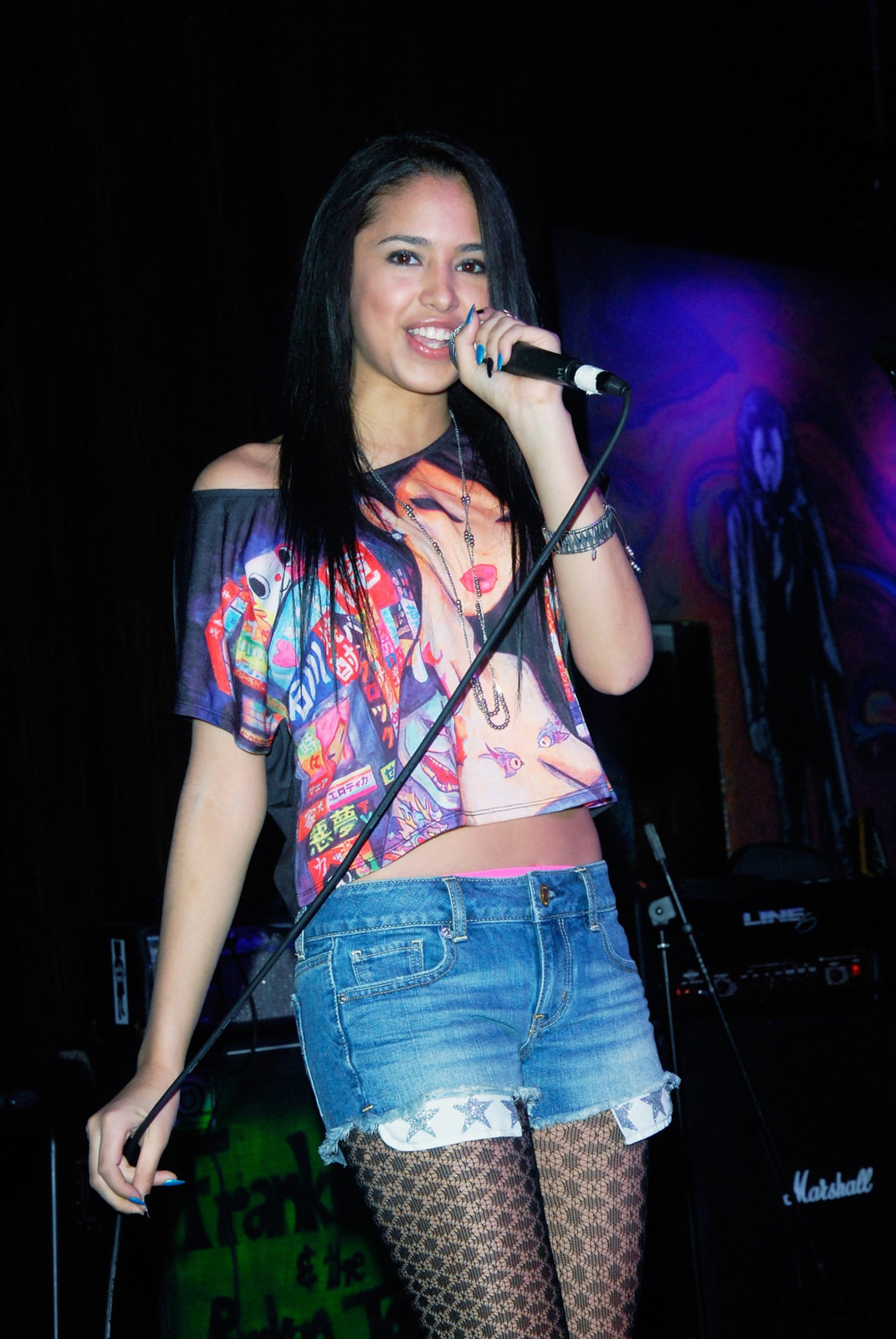 Jasmine Villegas Photo Gallery