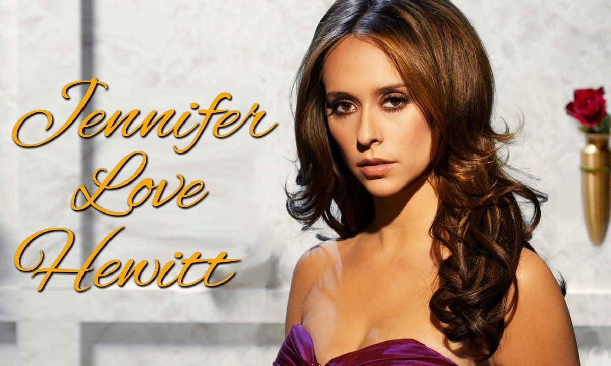 Celebrity Jennifer Love Hewitt Best Of New Hd Video Gallery
