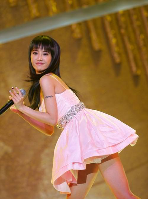 Jolin Tsai Photo Gallery