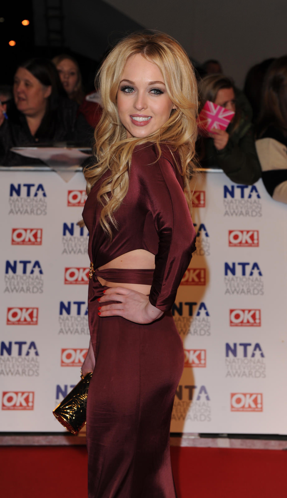 Jorgie Porter Photo Gallery