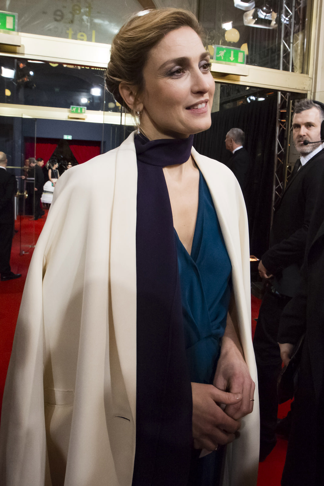 Julie Gayet Photo Gallery