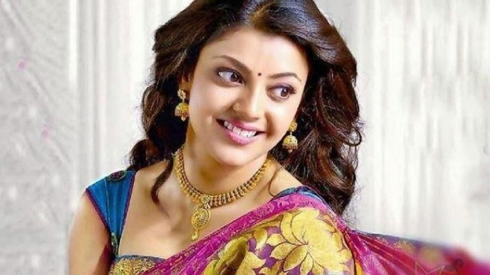 Bollywood Actress Kajal Aggarwal Best New Video Gallery