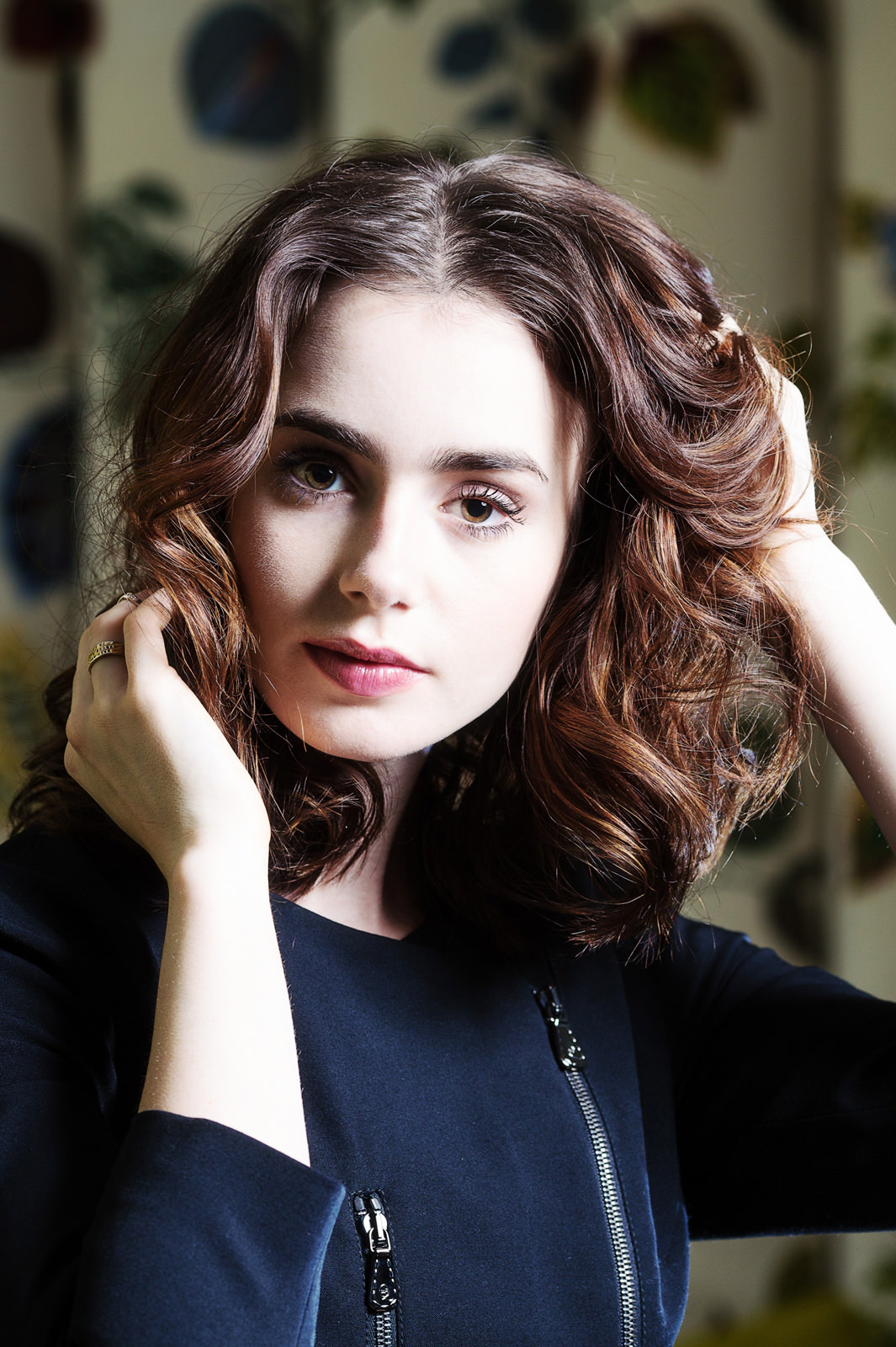 Lily Collins Photo Gallery