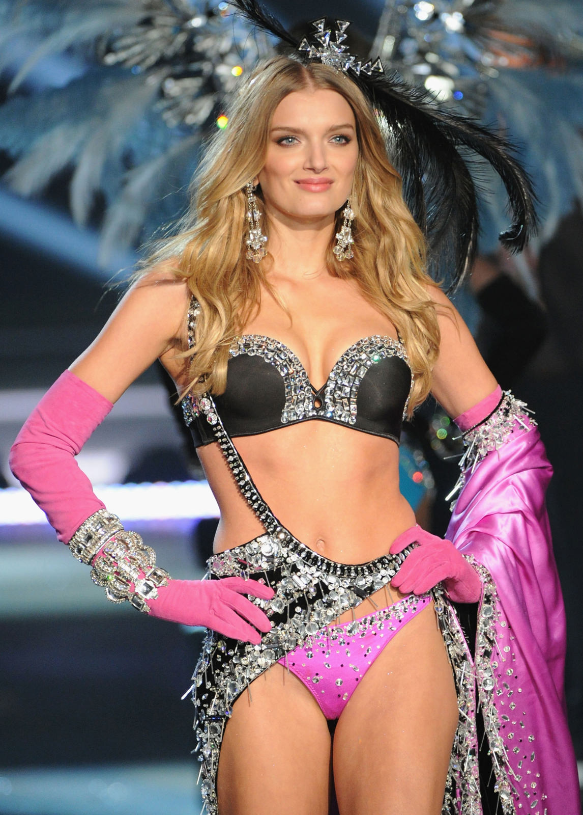 Lily Donaldson Photo Gallery