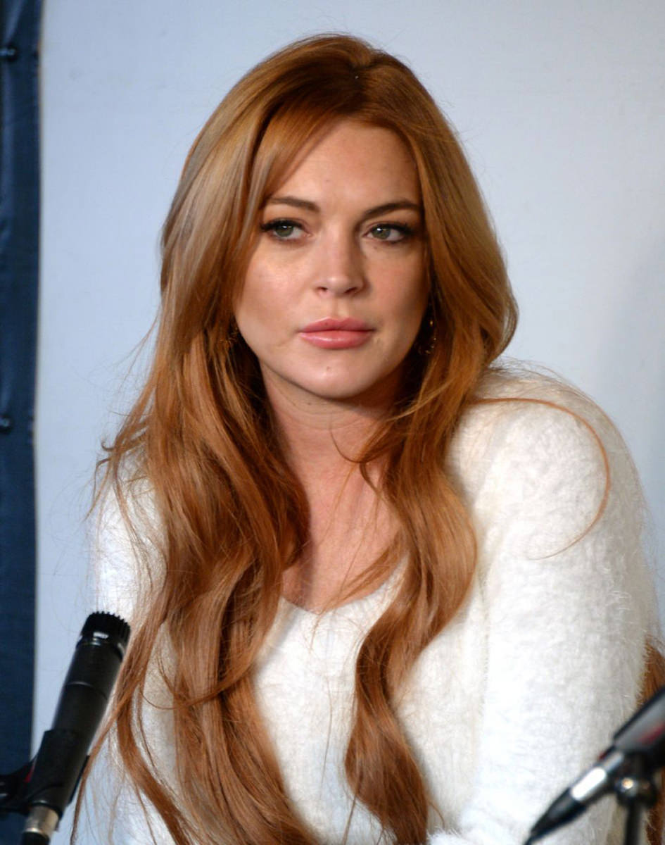Lindsay Lohan Photo Gallery