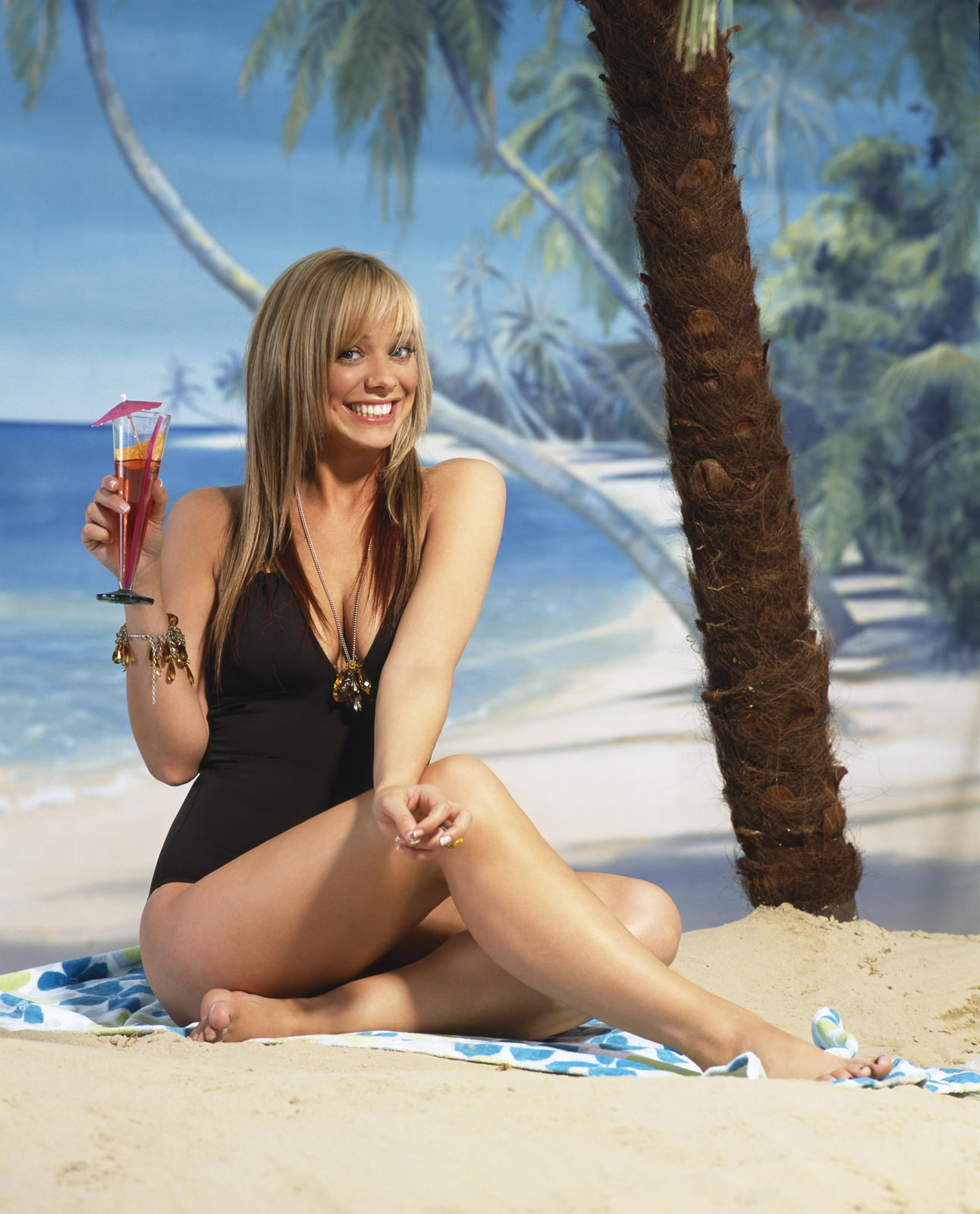 Liz McClarnon Photo Gallery