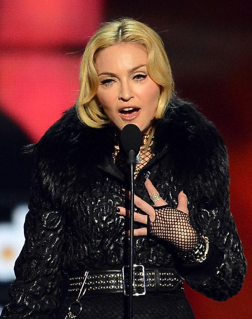 Madonna Photo Gallery