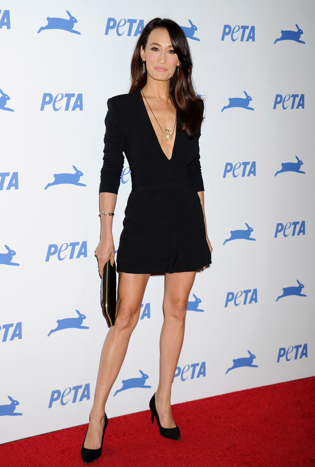 Maggie Q Photo Gallery
