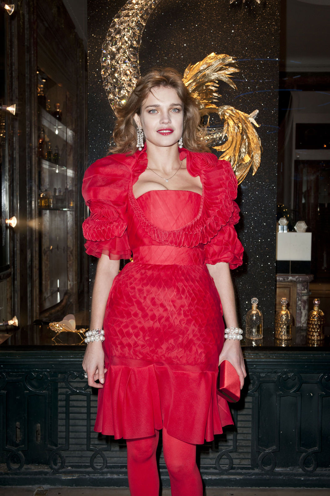 Natalia Vodianova Photo Gallery