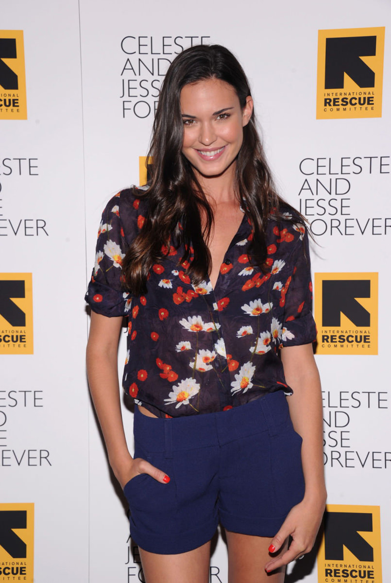 Odette Annable Photo Gallery