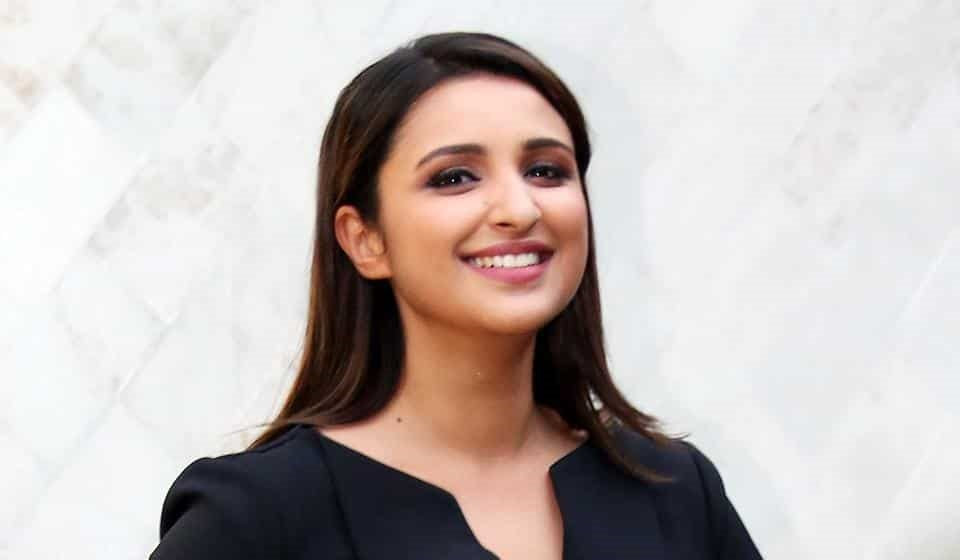 Bollywood Actress Parineeti Chopra Best New Video Gallery