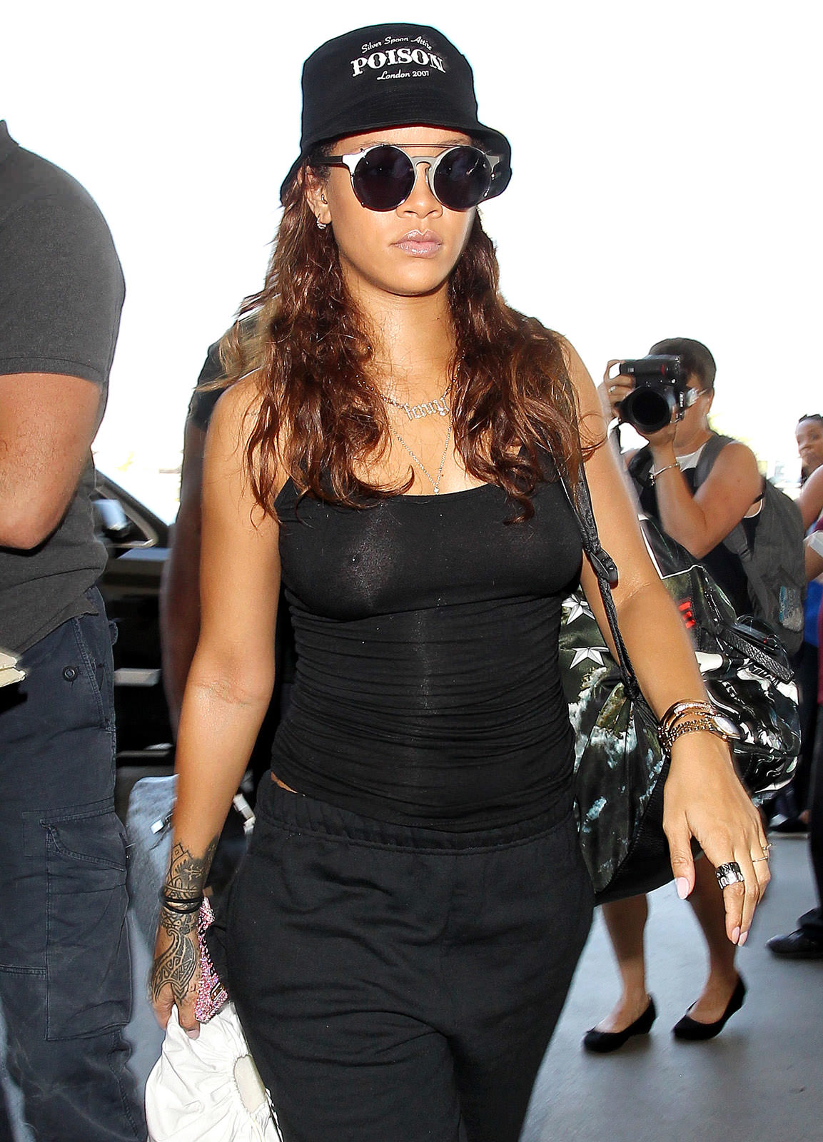 Robyn Rihanna Fenty Photo Gallery