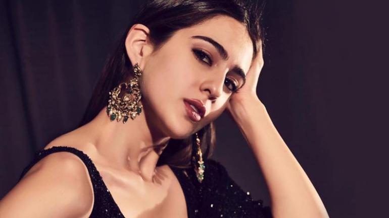 Sara Ali Khan Video