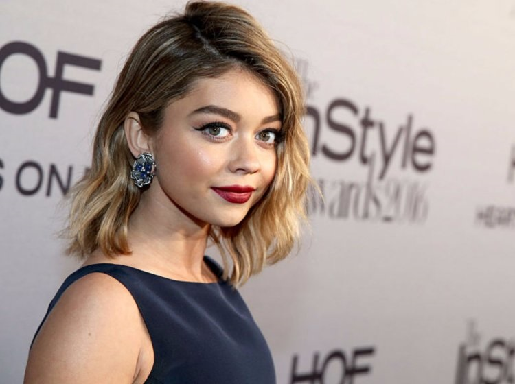 Celebrity Sarah Hyland Best Of New Hd Video Gallery