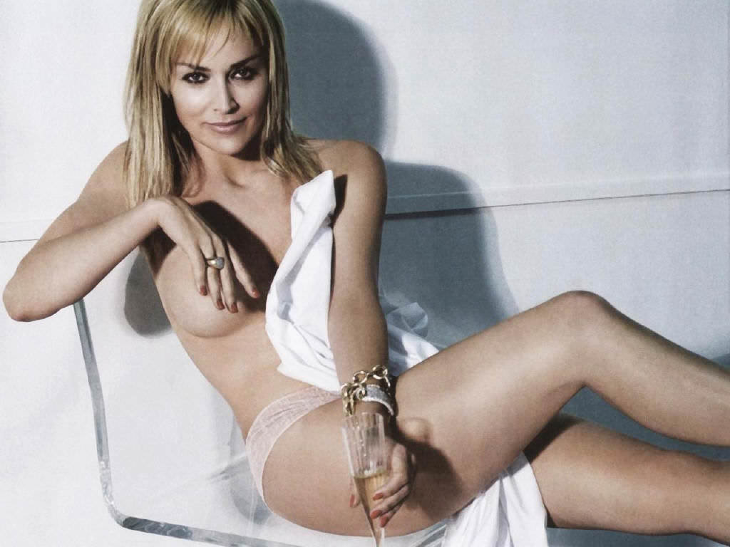 Sharon Stone Photo Gallery
