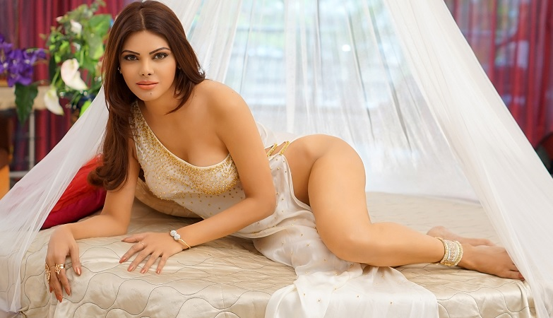 sherlyn chopra video