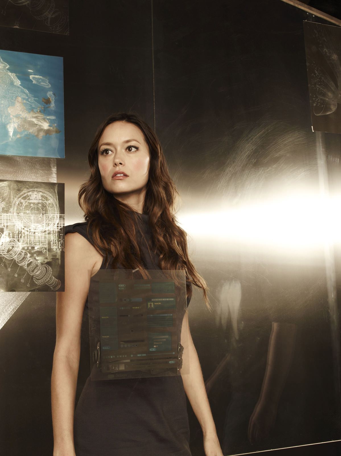 Summer Glau Photo Gallery