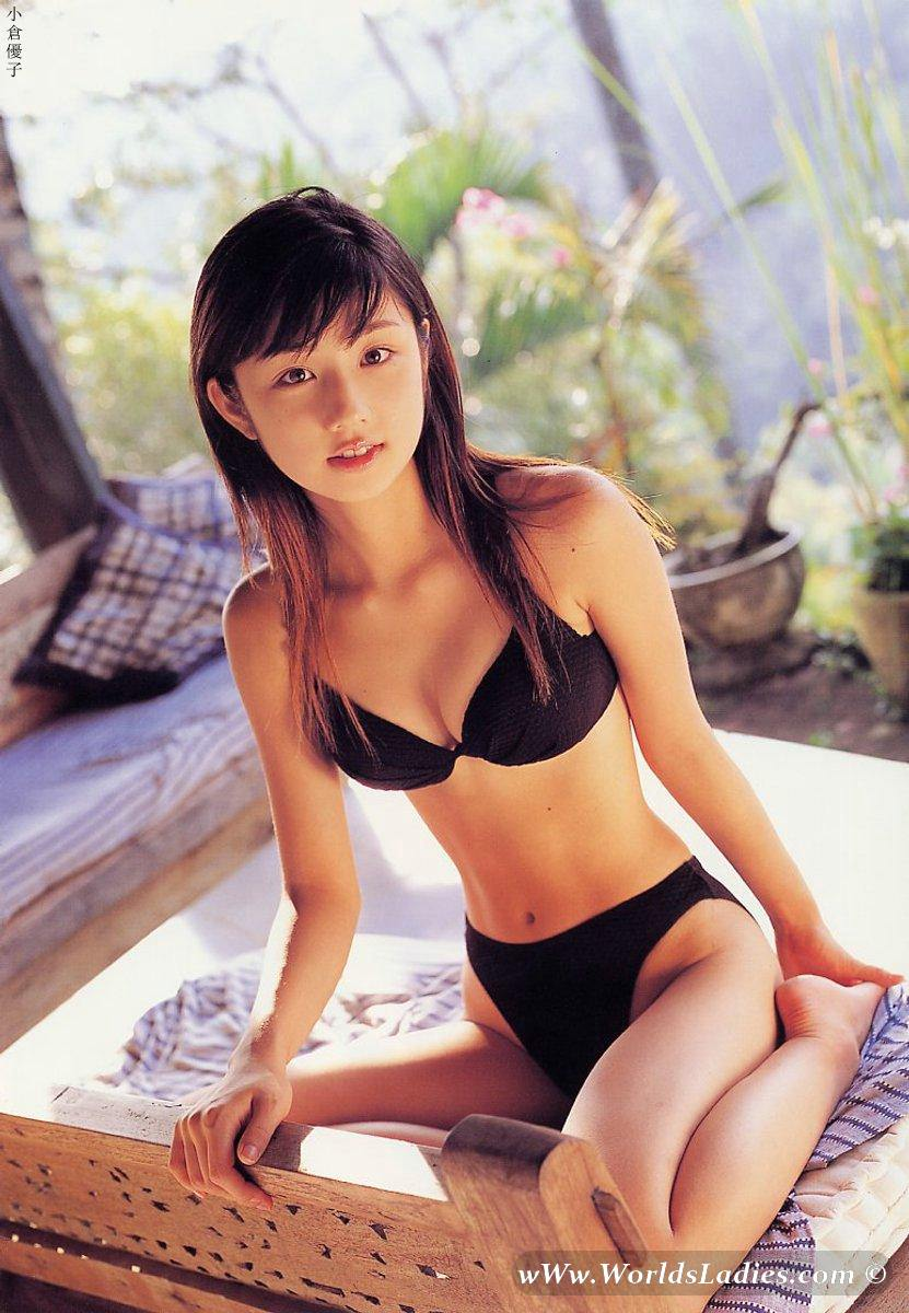 Yuko Ogura Photo Gallery